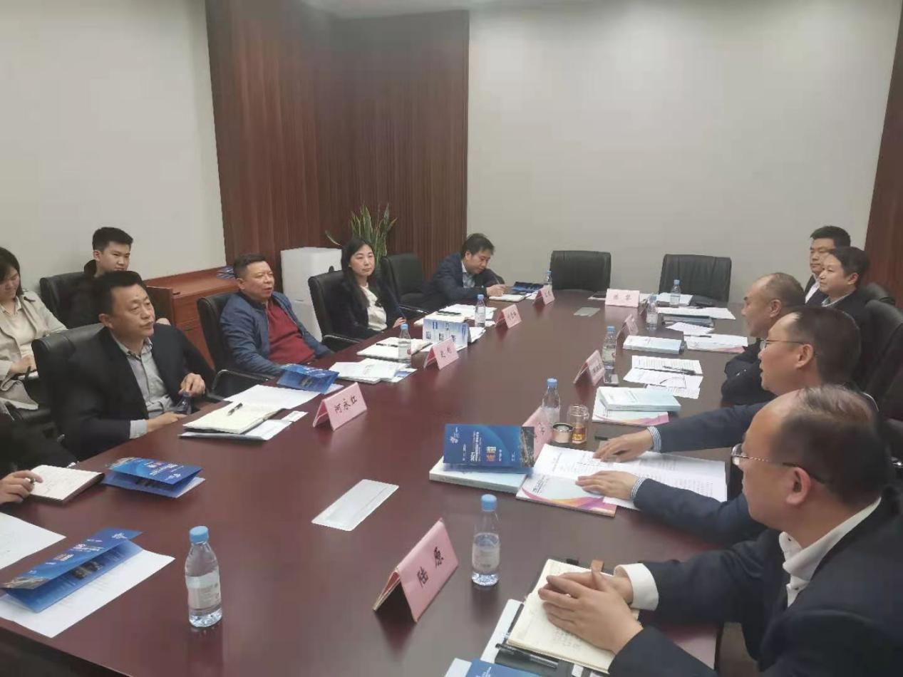 市委田丛荣副秘书长带队赴重庆市对接科博会组展工作